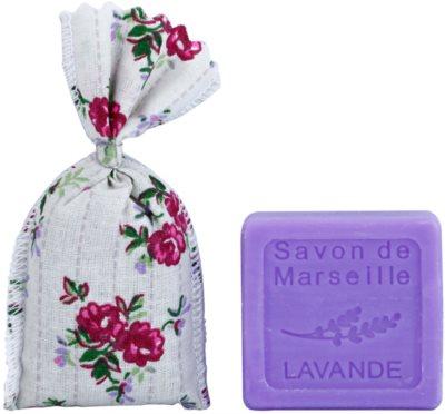 Le Chatelard 1802 Lavender kozmetika szett III.
