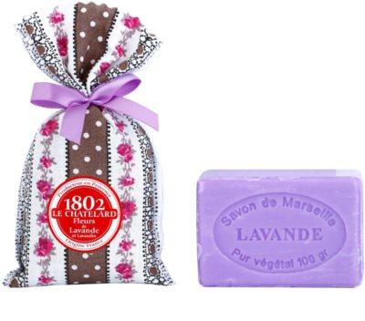 Le Chatelard 1802 Lavender kosmetická sada V.