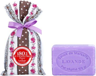 Le Chatelard 1802 Lavender козметичен пакет  V.
