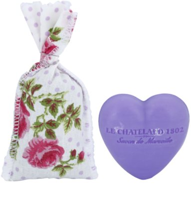 Le Chatelard 1802 Lavender zestaw kosmetyków VI.