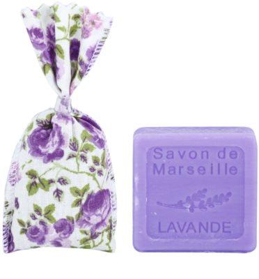Le Chatelard 1802 Lavender kozmetická sada VIII.
