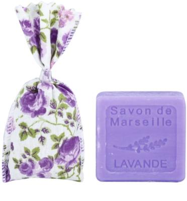 Le Chatelard 1802 Lavender lote cosmético VIII.