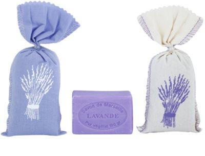 Le Chatelard 1802 Lavender lote cosmético VIIII.