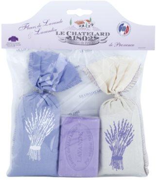 Le Chatelard 1802 Lavender Kosmetik-Set  VIIII. 1