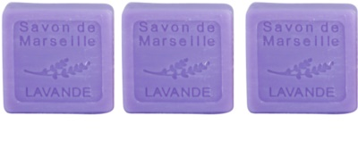 Le Chatelard 1802 Lavender lujoso jabón natural francés