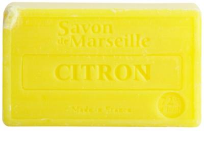 Le Chatelard 1802 Lemon luksusowe francuskie mydło naturalne