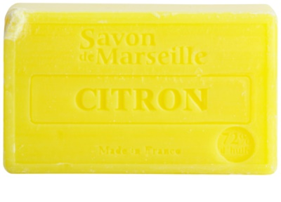 Le Chatelard 1802 Lemon luxusné francúzske prírodné mydlo