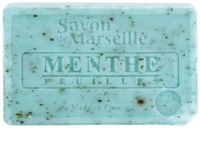Le Chatelard 1802 Mint Leaves luksuzno francosko naravno milo
