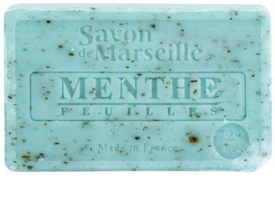 Le Chatelard 1802 Mint Leaves luxusní francouzské přírodní mýdlo
