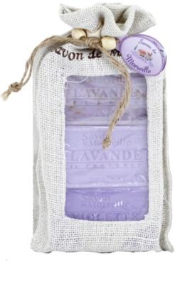 Le Chatelard 1802 Natural Soap козметичен пакет  I.