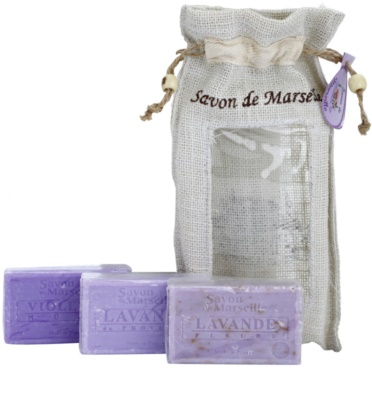 Le Chatelard 1802 Natural Soap lote cosmético I. 2