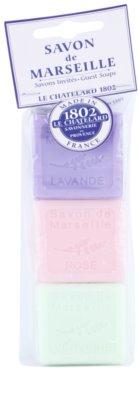 Le Chatelard 1802 Natural Soap luxuriöse französische Naturseifen 1