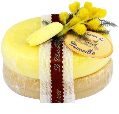 Le Chatelard 1802 Natural Soap natürliche französische Handseife