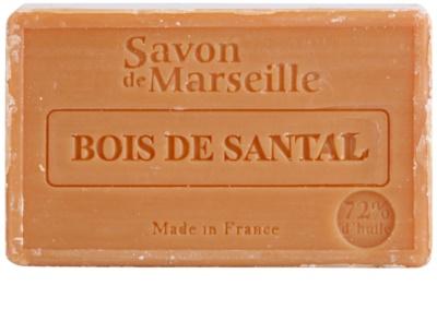 Le Chatelard 1802 Sandal Wood luxusné francúzske prírodné mydlo