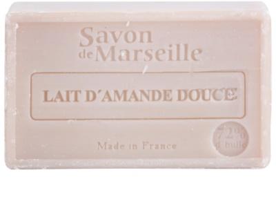 Le Chatelard 1802 Sweet Almond Milk luksusowe francuskie mydło naturalne