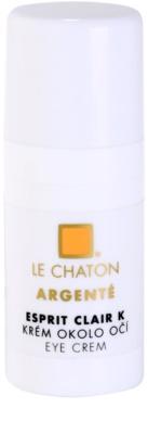 Le Chaton Argenté Esprit Clair K crema para contorno de ojos