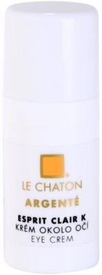 Le Chaton Argenté Esprit Clair K crema zona ochilor
