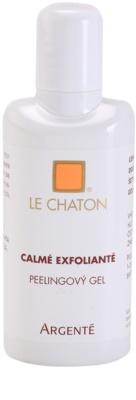 Le Chaton Argenté Calmé Exfolianté gel exfoliant