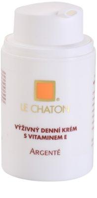 Le Chaton Argenté creme nutritivo de dia com vitamina E 1