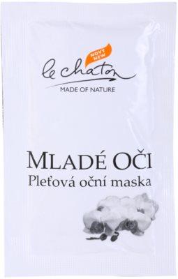 Le Chaton Argenté máscara facial