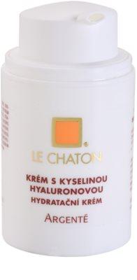 Le Chaton Argenté crema pentru ten  cu acid hialuronic 1