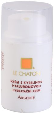 Le Chaton Argenté крем за лице  с хиалуронова киселина