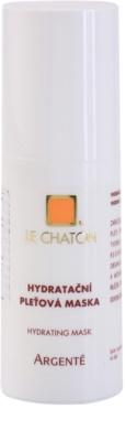 Le Chaton Argenté hidratáló arcmaszk