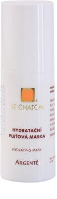 Le Chaton Argenté hydratační pleťová maska