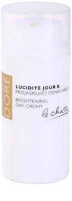 Le Chaton Doré Lucidité Jour K rozjasňující denní krém