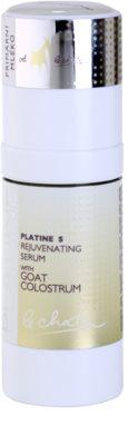 Le Chaton Platine S verjüngerndes Anti-Aging Serum mit Ziegen-Kolostrum