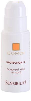 Le Chaton Sensibilité Protection K creme de proteção para mãos 1