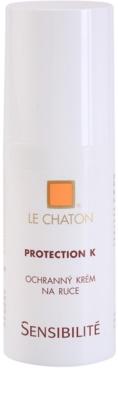 Le Chaton Sensibilité Protection K creme de proteção para mãos