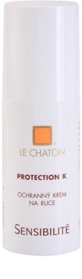 Le Chaton Sensibilité Protection K ochranný krém na ruky