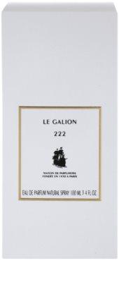 Le Galion 222 eau de parfum unisex 4
