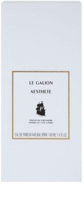 Le Galion Aesthete Eau de Parfum para homens 4