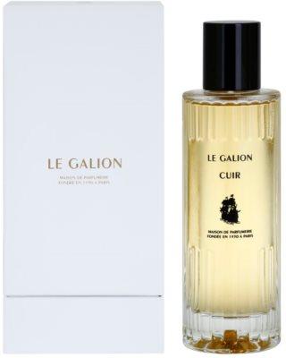 Le Galion Cuir Eau de Parfum unissexo