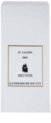 Le Galion Iris Eau de Parfum para mulheres 4