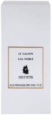 Le Galion Eau Noble Eau de Parfum unisex 4
