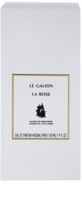 Le Galion La Rose Eau de Parfum para mulheres 4