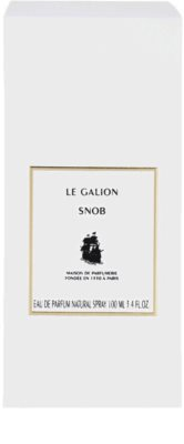 Le Galion Snob Eau de Parfum para mulheres 4