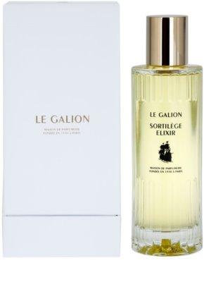 Le Galion Sortilege Elixir perfume para mujer