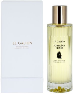 Le Galion Sortilege Elixir perfume para mulheres