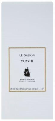 Le Galion Vetyver Eau de Parfum unisex 4