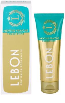 Lebon Menthe Fraiche pasta de dinti 1