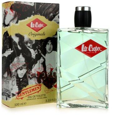 Lee Cooper Gentlemen eau de toilette para hombre 1