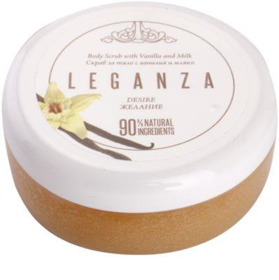 Leganza Desire exfoliant corp