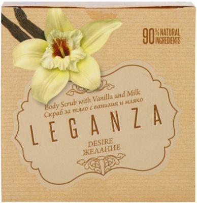 Leganza Desire testpeeling 3