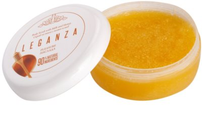 Leganza Pleasure exfoliant corp 1
