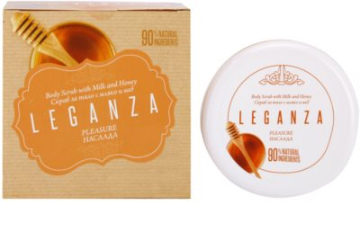 Leganza Pleasure exfoliant corp 2