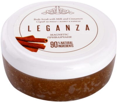 Leganza Magnetic exfoliant corp